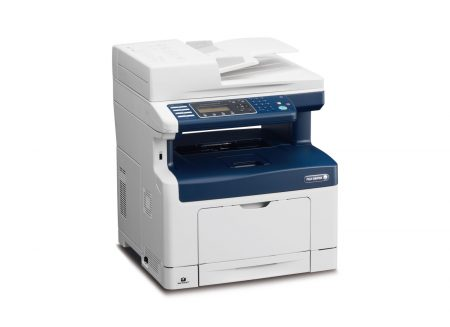 Fuji Xerox DocuPrint M355 df Black and White Laser Printer with Copier Scanner Fax sales, service, hire, rental