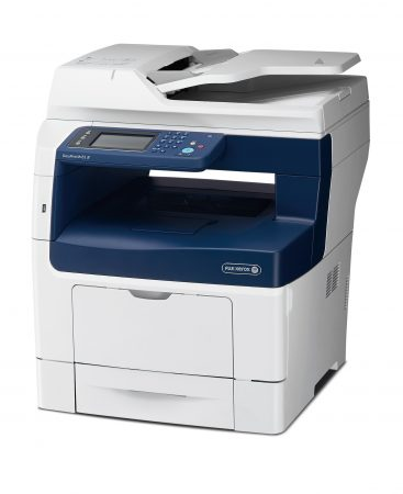 Fuji Xerox DocuPrint M455 df A4 Black & White Multifunction Printer sales, service, hire, rental