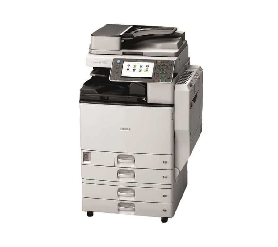 Ricoh Aficio MP C3502 Photocopier Printer Scanner Fax For Sale or Hire