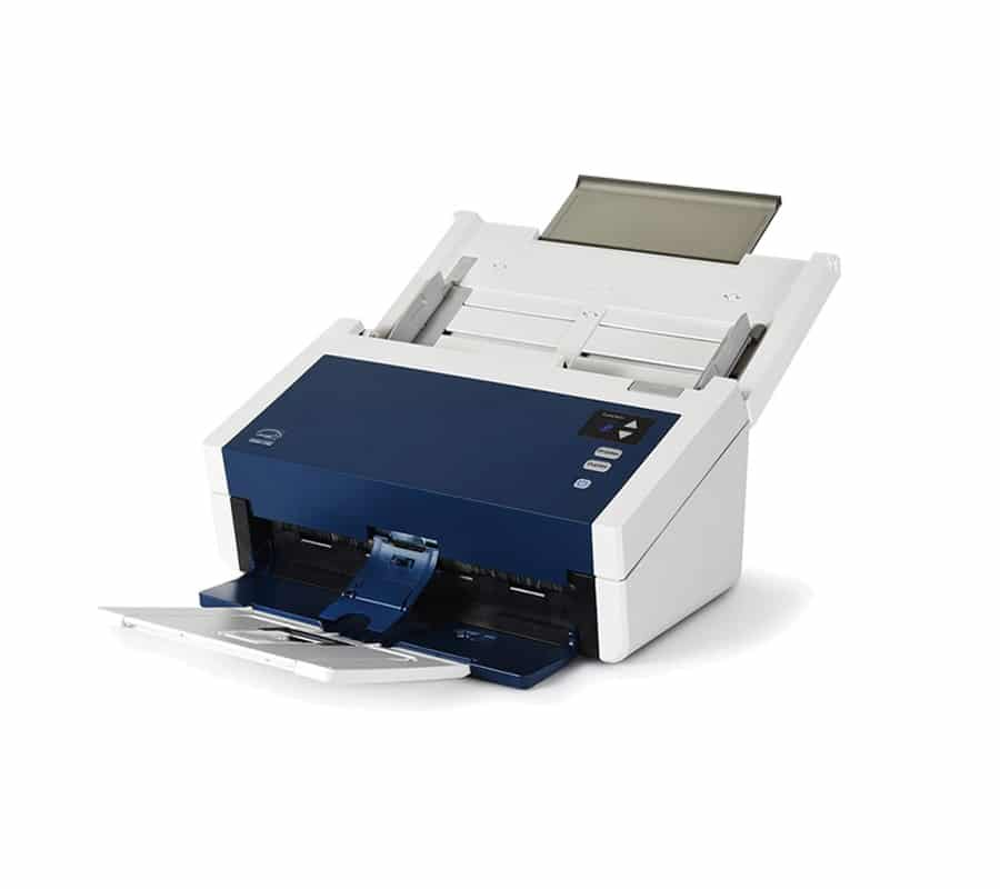 Fuji Xerox DocuMate 6480 Document Scanner